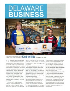 DE State Chamber Article May,2013, pg1