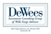 Dewees invest logo