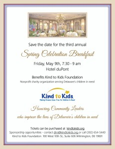 Spring Celebration Invitation 2014 save the date, general